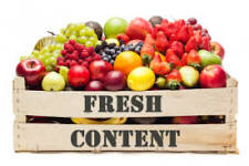 Fresh Website Content